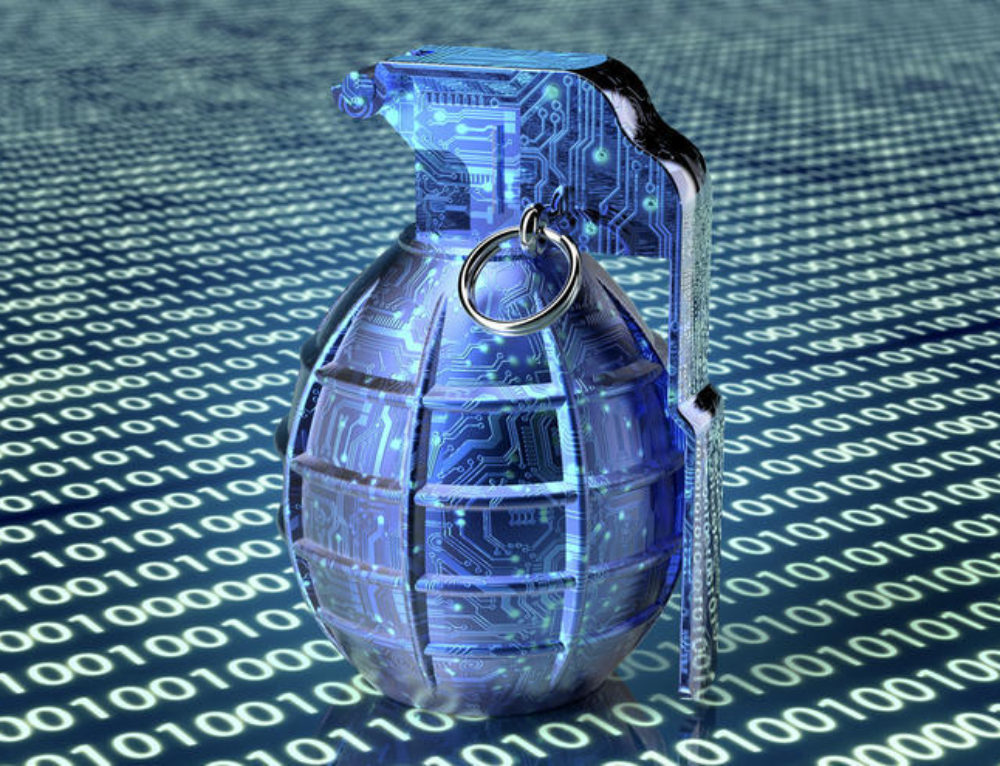 The future of cyberwar: ​Weaponised ransomware, IoT attacks and a new arms race