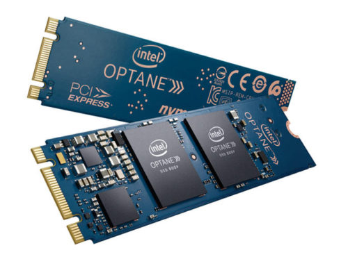 Intel's new Optane 800P SSD brings super fast storage at a hefty price