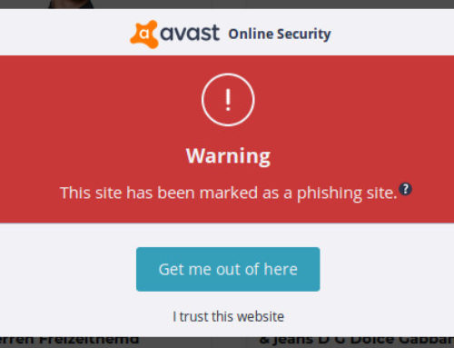 How to install and use the Avast Online Security extension in Firefox
